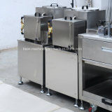 Double Lane Biscuit Sandwiching Machine with Food Packaging machine