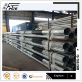 800dan 12m 14m Galvanized Electric Pole