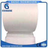 Flushable Nonwoven Fabric Roll for Toilet Wipes