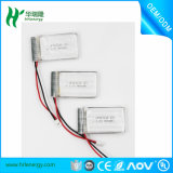 Small High Rate 902540 3.7V 600mAh 15c Lipo Battery for Mini RC Helicopter