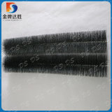 Roof Leaf Guard Gutter Cleaning Brush
