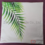 Tropical Hot Green Selva Printed Leaves Garden Furniture Outdoor Cushion Cover