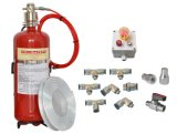 Construction Machine Automatic Fire Suppression Systems