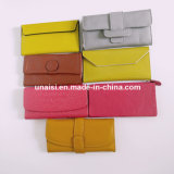 Wholesale Stock and Custom Leather Clutch Purse Long Ladies Wallet Purse