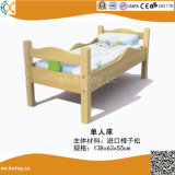 Preschool Wooden Furniture Kids Bed