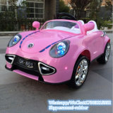 Ride on Toy Style and Plastic Material Kids Electric Car