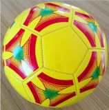 Professional Football Soccer Ball/Top Match Quality/ PU Leather Machine Stitched Football