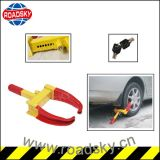 Parking Lots Garage Anti-Theft Tyre Wheel Lock for Different Vehicle