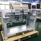 2 Head Computerized Embroidery Machine with Ce Certificate