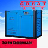 Wholesale 7-13 Bar Best Price Quiet Stationary Electric AC Power Variable Frequency Direct Drive Oil Type Pm VSD Inverter Rotary Twin Screw Air Compressor