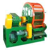 Tire Crusher Plant for Recycling and Shredding Used Tire
