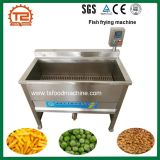 Double Basket Deep Fryer and Frying machine for Fried Chicken and Snack Food