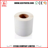 Thermal Barcode Adhesive Label Self Adhesive Sticker