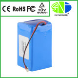 Replacement Li Polymer Battery Pack 7.4V 10600mAh for Power Tool