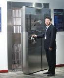 Anti-Theft Solid Steel Safe Vault Door with Mechanical Lock