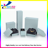 Custom Logo Printed Paper Jewelry Box Cheap Cardboard Jewelry Chain Paper Gift Box Wholesale