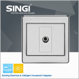 Singi 3 Poles Electrical Wall Switch Prices Industrial Plug Electric Wall Switch Socket 220V