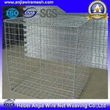 Wide Universal Galvanized Steel Wire Mesh by Low-Carbon Iron Wire