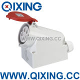 Qixing European Standard Female Industrial Socket (QX1557)