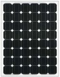 100W TUV/CE/IEC/Mcs Approved Mono-Crystalline Solar Panel