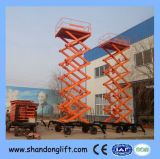 Mobile Hydraulic Lift Table with CE