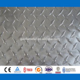 Cost Price 1060 H24 3mm Thick Aluminum Checker Sheet for Decoration