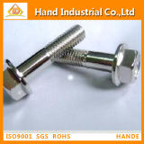 Ss304 Ss316 Hex Flange Partial Thread Bolts