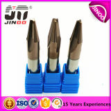 Factory High Performance Thread Taper End Mill for Titanium Alloy
