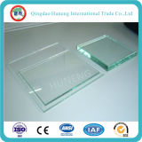 2-19mm Building Temperable A Grade Clear Float Glass