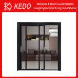 Luxury Strong Aluminum Framed Glass Design Aluminum Sliding Door with Double Glazed Good Price