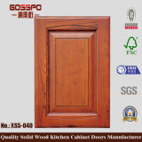Korean Style Teak Kitchen Cabinet Door (GSP5 040)