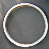 26X2.125 White Wall Bicycle Tire
