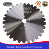 500mm Laser Welded Diamond Blades for Sandstone Cutting