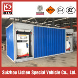 15000L Mobile Fuel Station Portable Oil Station