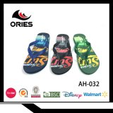 Three Colors Man PE Summer Beach & Outdoor Slippers