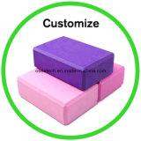 Custom EVA Wooden Cork Yoga Block