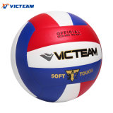 Nylon Wounded Synthetic Leather Volleyball Ball