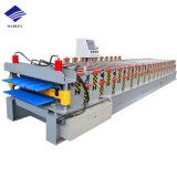 Roof Double Layers Roll Forming Machine Metal Roof Wall Panels Machine Double Deck Machine