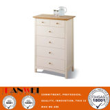 White Rooming Wooden Furniture-Wood Chest Cabinet