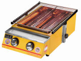 Big 2 Head Professional High Quality BBQ Grill