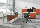 Modern Design Luxury Office Table Executive Desk Wooden Furniture (HF-SIA01)
