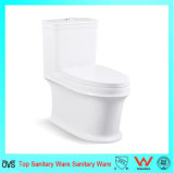 Foshan Sanitary Ware 4D Flushing One Piece Ceramic Toilet