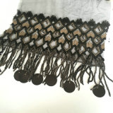 Latest New Fancy French Tulle Lace Fabric Embroidery Dubai Lace
