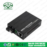 10/100 Single Fiber Fast Ethernet 1310/1550nm 20km Optical Media Converter