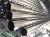 6 Stainless Steel Welded Pipe /Seamless Steel Tubes/Silver/Bright/Polish Tube