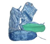 Cleanroom PVC Dottedd ESD Antidust Boots Cover Cheap