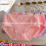 New Arrival Sexy Lacework Cotton Young Girls Triangle Panties Women Underwear Panties