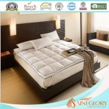 Hotel High Quality Waterproof Thick Feather Mattress Pad