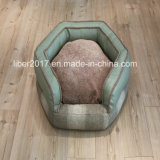 Dog Beds for Small Dogs Leather Dog Sofa Stuffing Pet Dog Beds Furniture