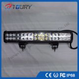 17 Inches Double Row 108W 4D CREE LED Light Bar
